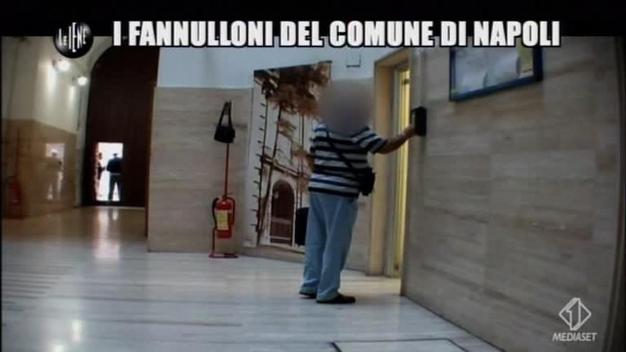 ROMA: I fannulloni del comune di Napoli