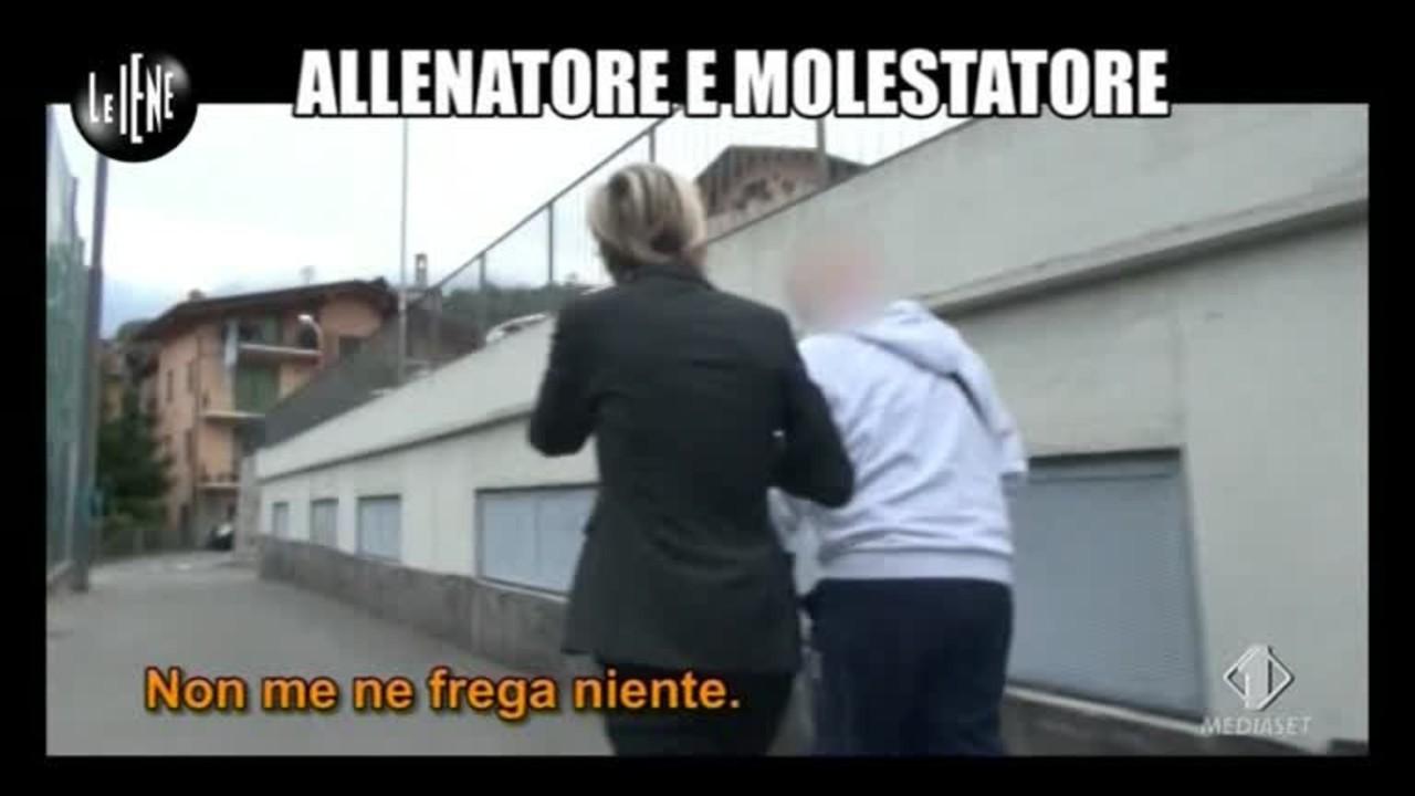 TOFFA: Allenatore e molestatore