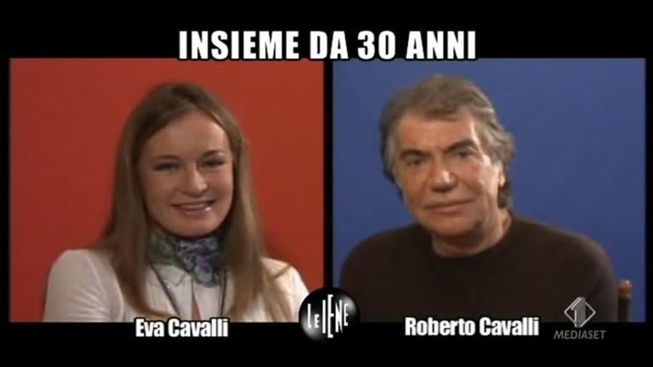 INTERVISTA: Roberto e Eva Cavalli