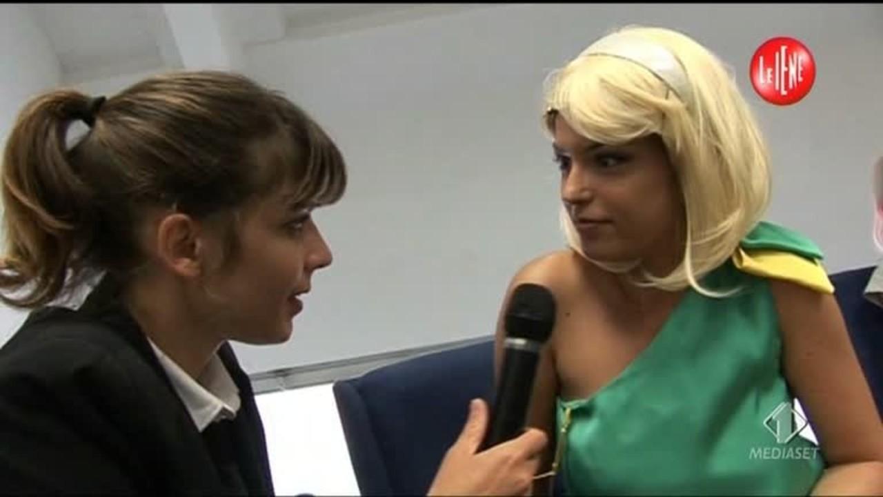 NOBILE: Sara Tommasi