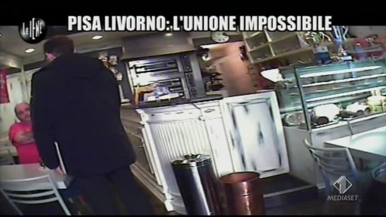 AGRESTI: Pisa Livorno - l'unione impossibile