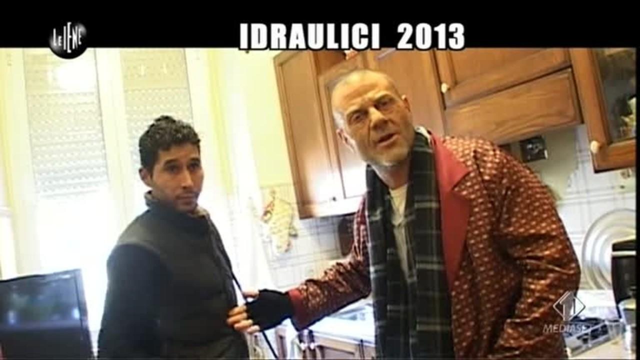 GOLIA: Nonno Giulio e gli idraulici