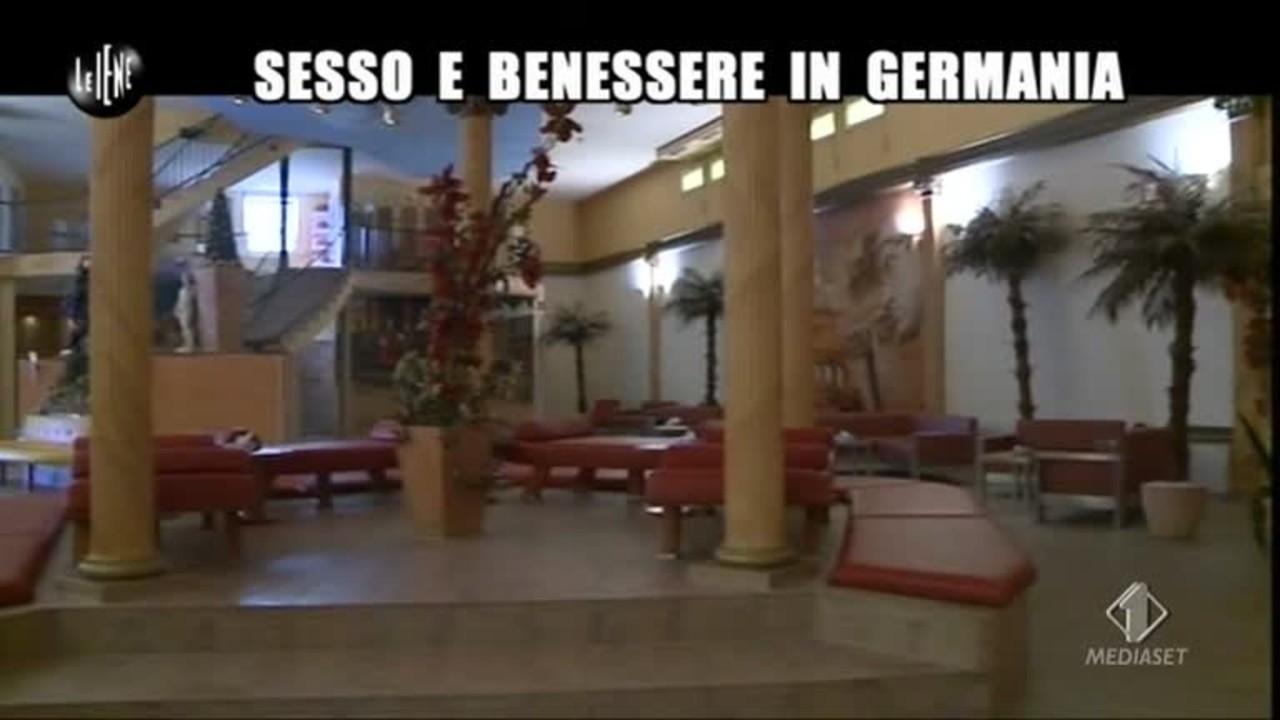 TRINCIA: Sesso e benessere in Germania