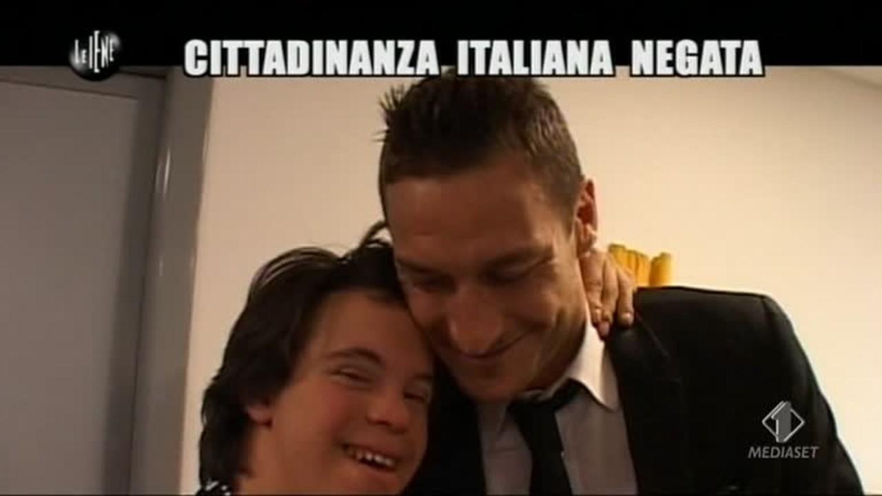 GOLIA: Cittadinanza negata ai down