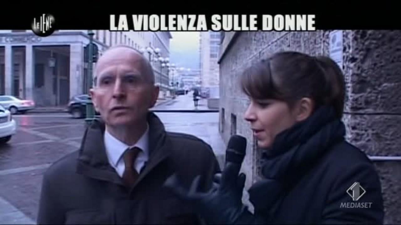 NOBILE: Violenza sulle donne