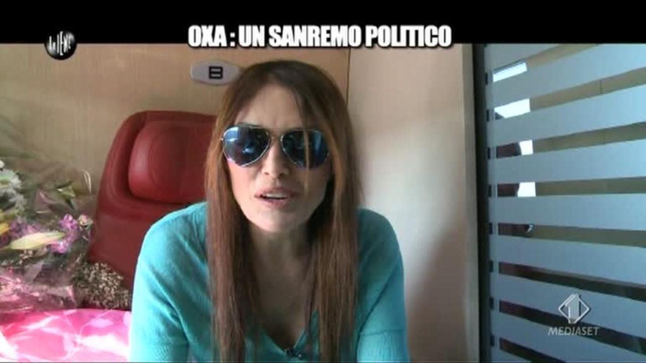 TOFFA: Oxa, un Sanremo politico