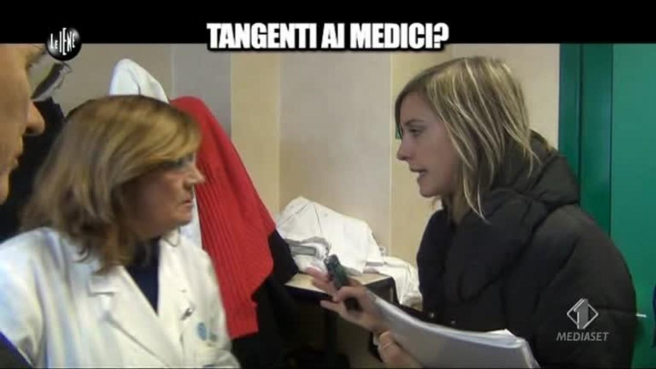 TOFFA: Tangenti ai medici?