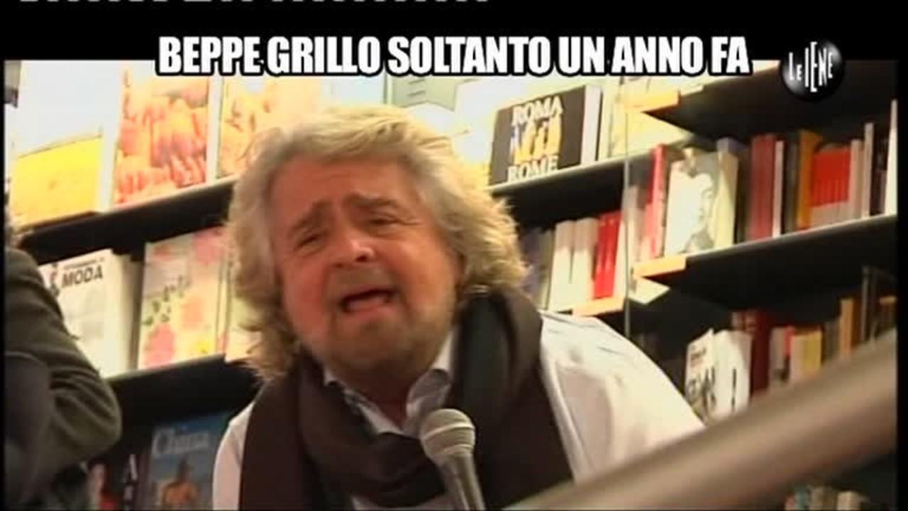 LUCCI: Beppe Grillo