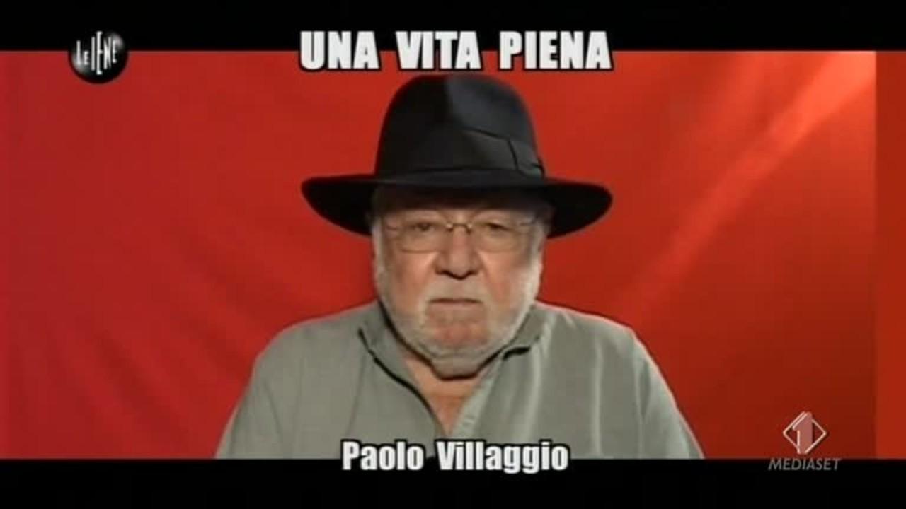 NOBILE: Gli 80 anni di Paolo Villaggio