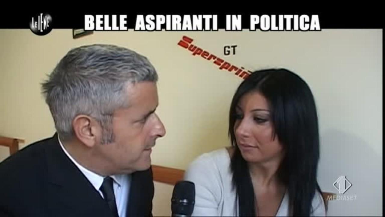 LUCCI: Belle ragazze in politica