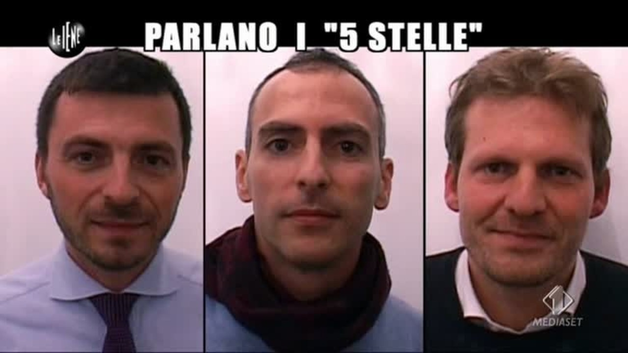 """LUCCI: Parlano i """"5 Stelle"""""""