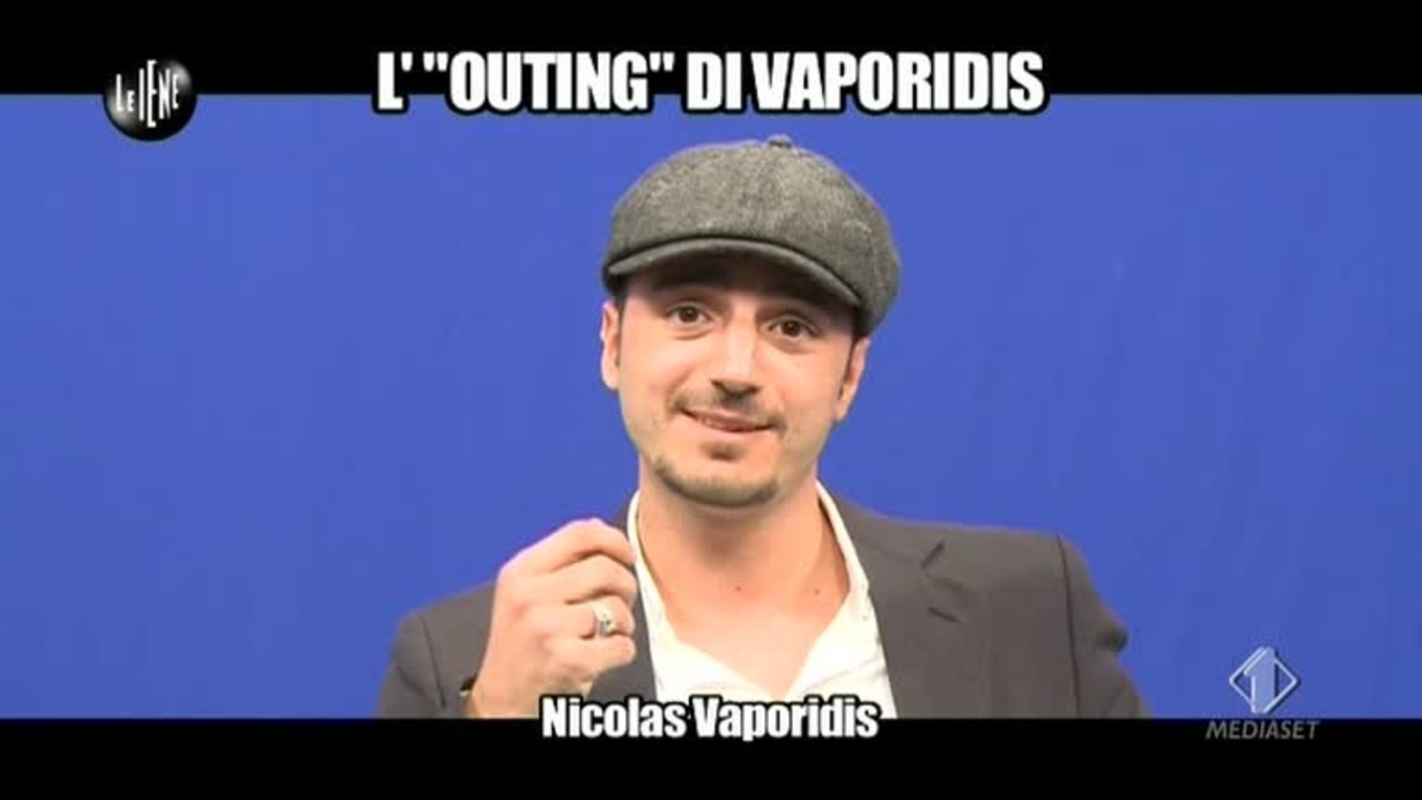 INTERVISTA: Nicolas Vaporidis