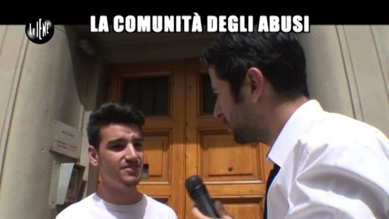 TRINCIA: La comunità degli abusi