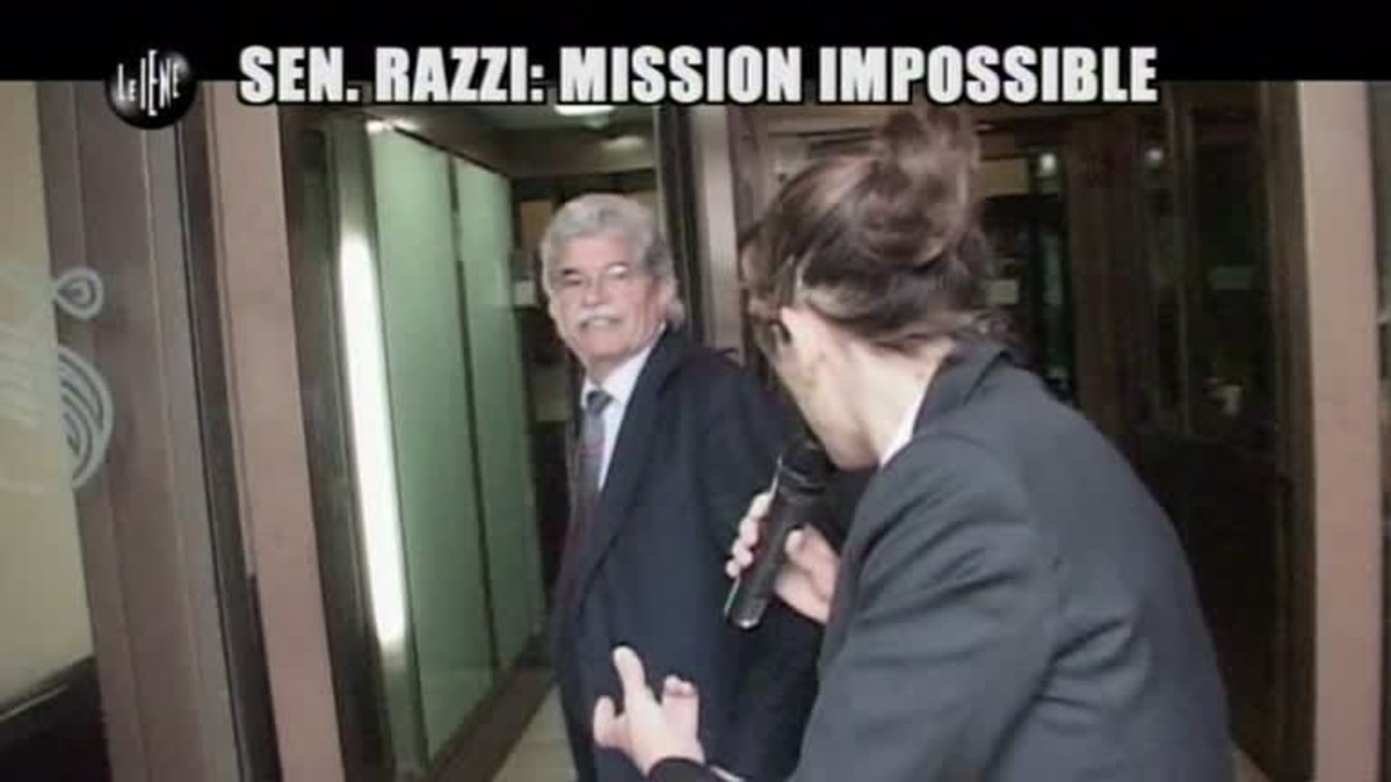 NOBILE: Sen Razzi: Mission Impossible