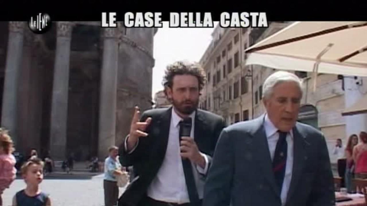 ROMA: Le case della Casta
