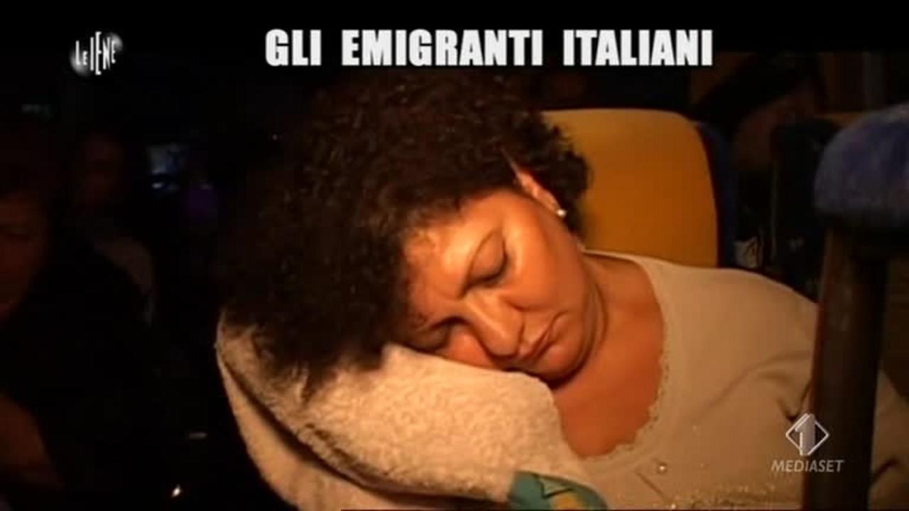 LUCCI: Gli emigranti italiani