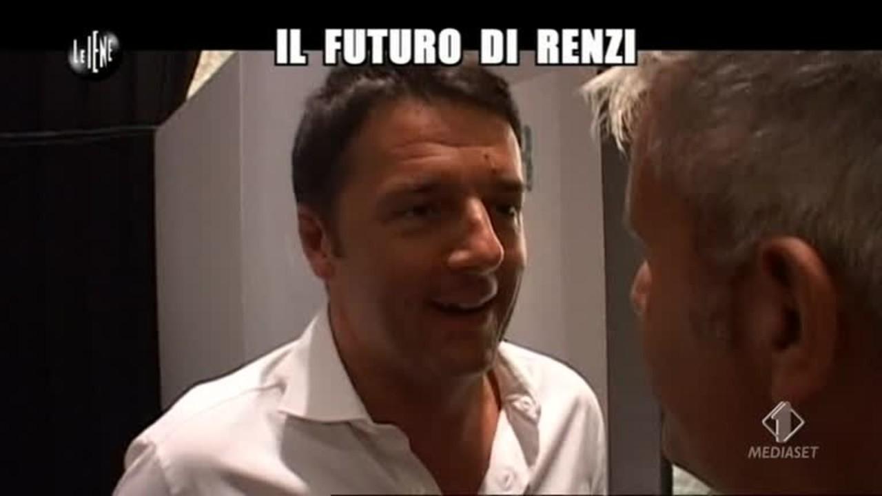 LUCCI: Il futuro di Renzi