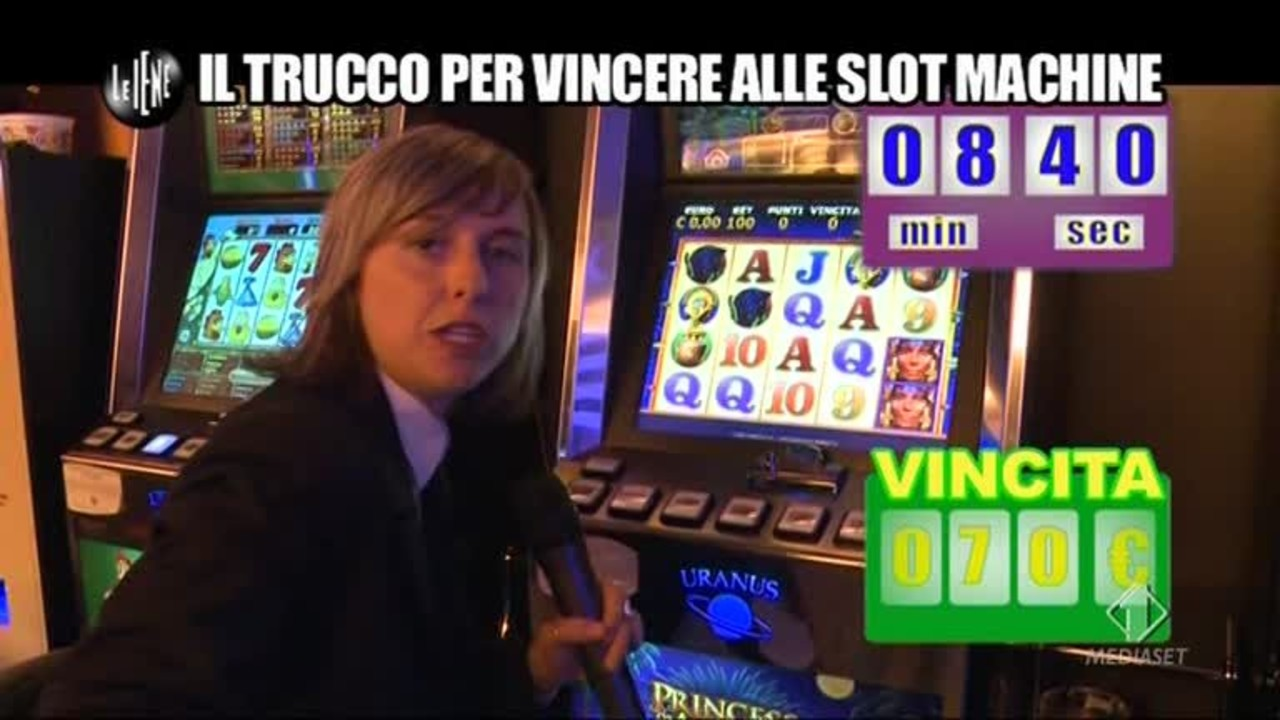 TOFFA: Slot machine vincenti