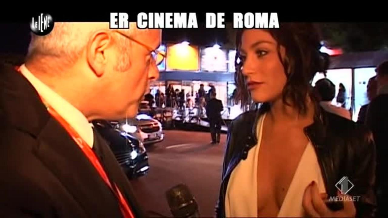 LUCCI: Er cinema de Roma