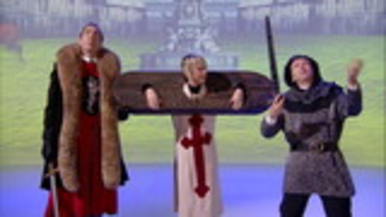 Una notizia che ci riporta direttamente al Medioevo proveniente da Radio Maria.