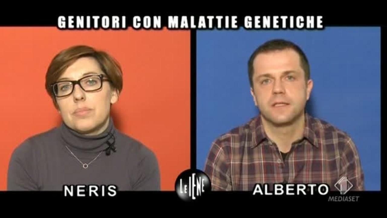 NOBILE: Genitori con malattie genetiche