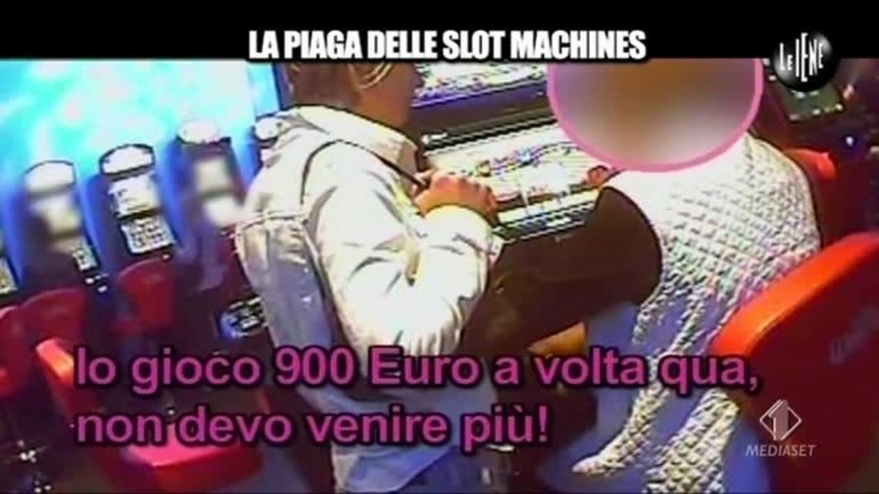 TOFFA: La piaga delle Slot Machines