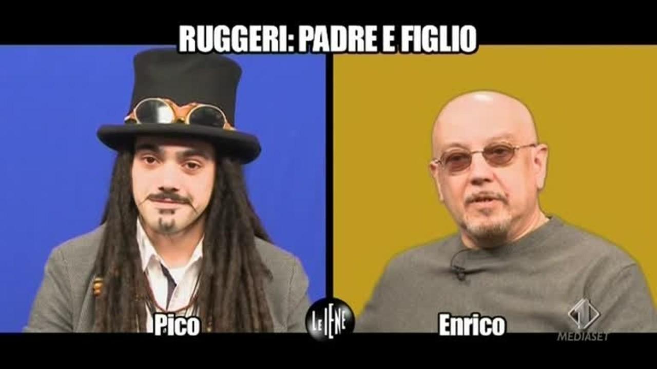 INTERVISTA: Enrico Ruggeri e Pico