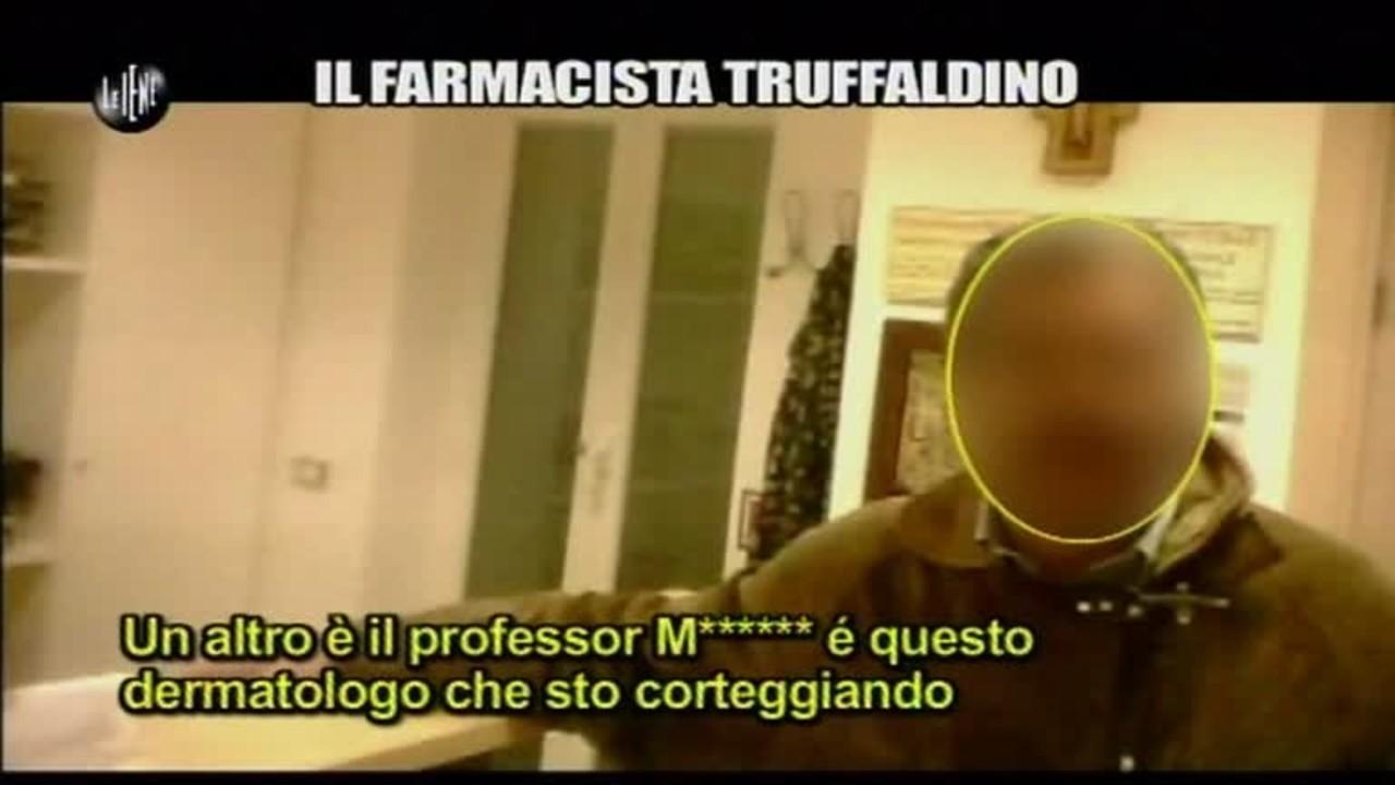 TOFFA: Il farmacista truffaldino