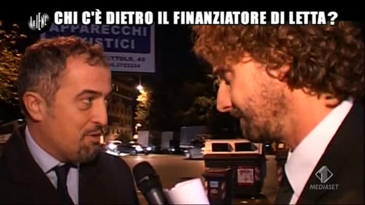 ROMA: Letta: la bugia sui soldi delle Lobby