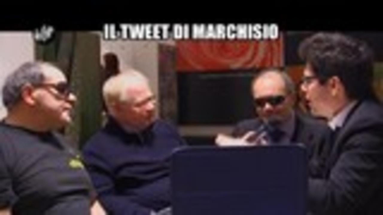 PASCA: Il tweet di Marchisio