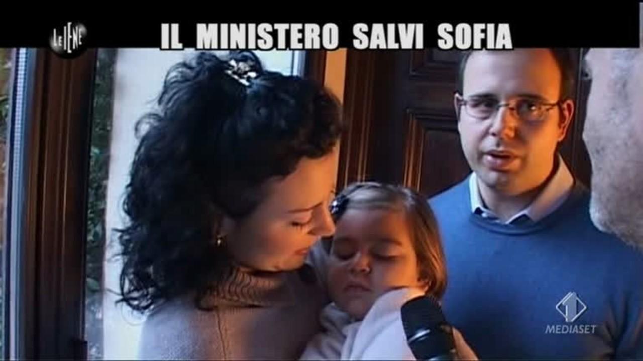GOLIA: Chi può aiutare Sofia?