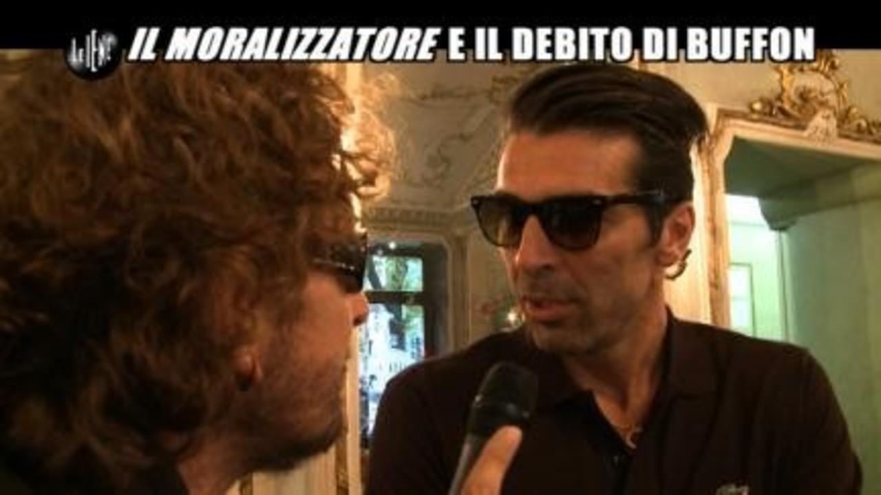 ROMA: Il debito di Buffon