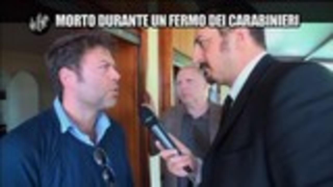 CASCIARI: Morto durante un fermo dei carabinieri