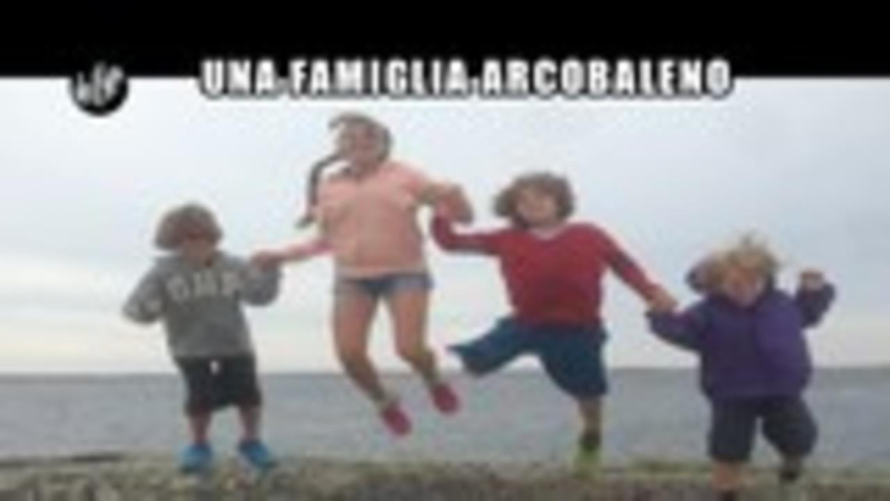 NOBILE: Una famiglia arcobaleno