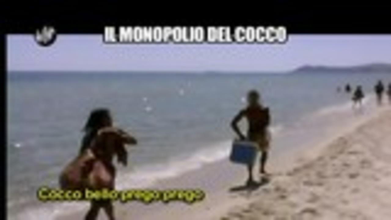 ROMA: Il monopolio del cocco in Sardegna