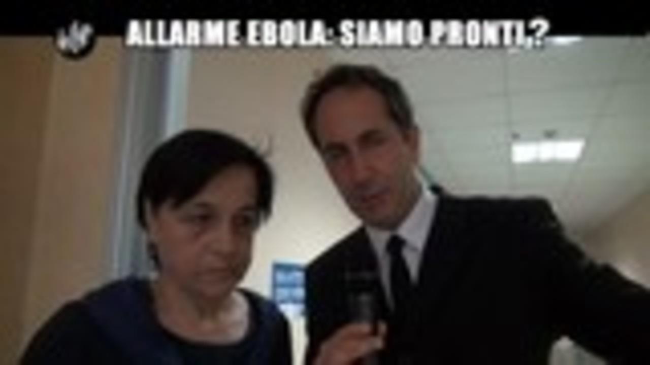 CALABRESI: Allarme Ebola: siamo pronti?