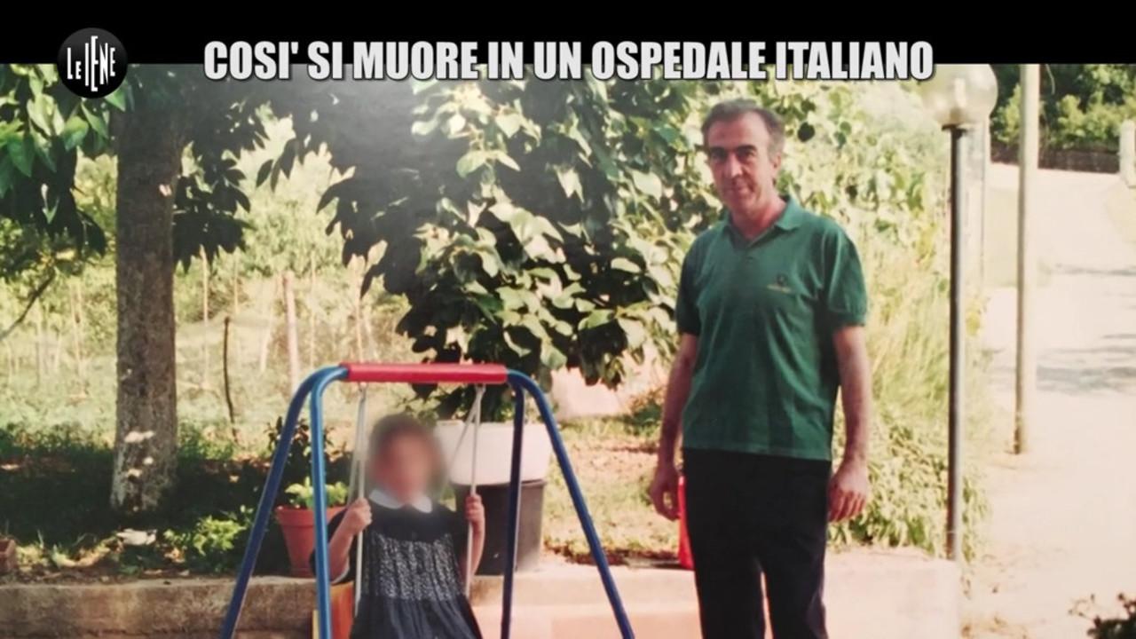 Tso morto Franco Mastrogiovanni nessuno in prigione foto