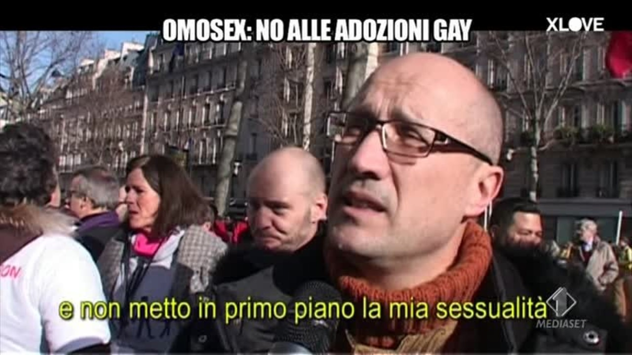 SARNO: Contro diritti gay