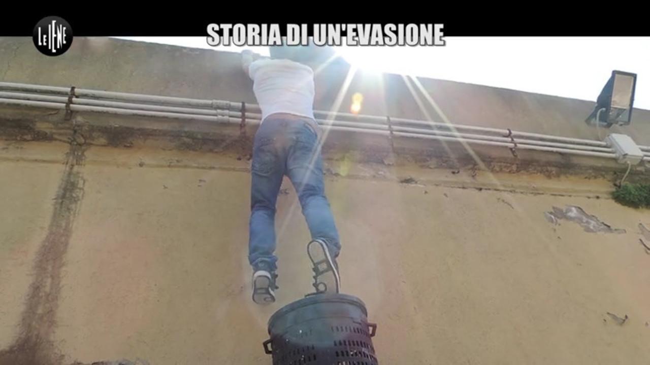 Varese, l'evasione dal carcere e le accuse poco credibili all'agente Cassano in foto