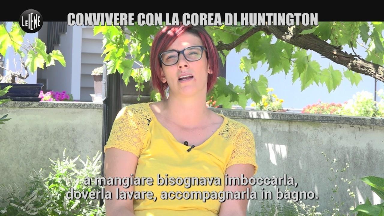 corea huntington malattia rara maddalena cazzaniga