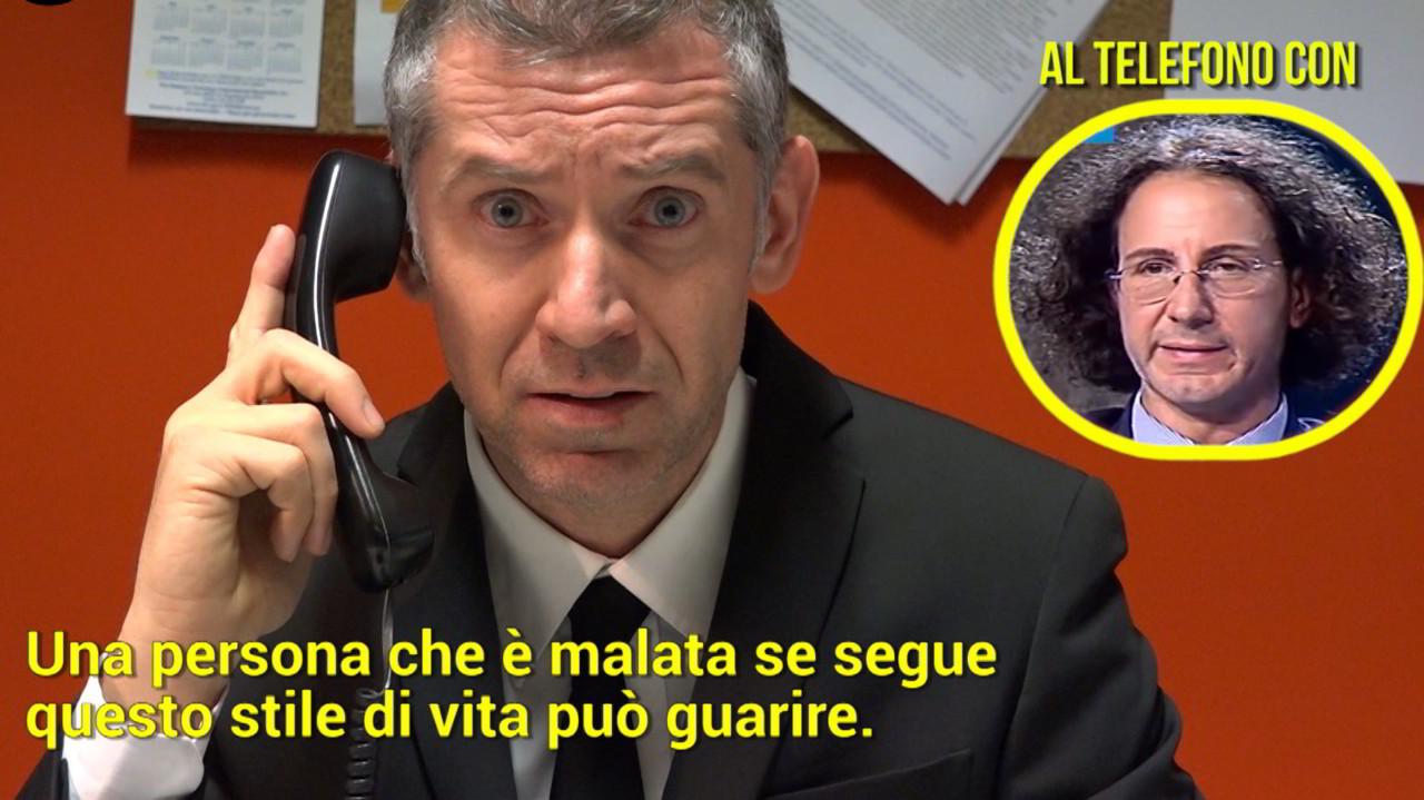 Diete miracolose, sospeso per 8 mesi il giornalista Adriano Panzironi
