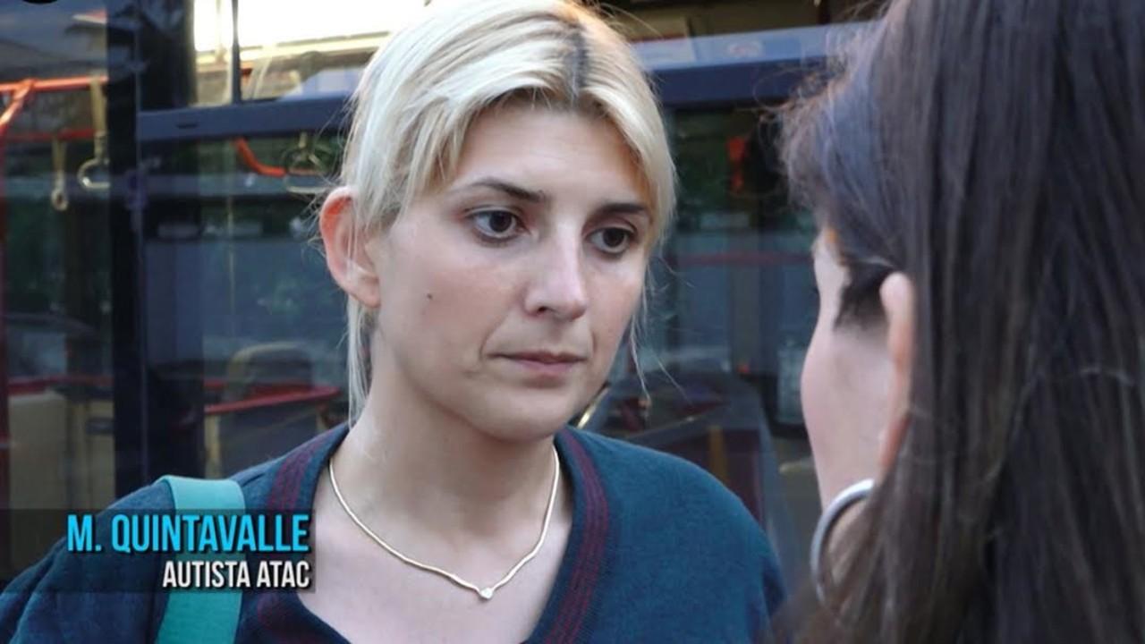 """Autista Atac sospesa dopo Le Iene: """"Non mi scuso"""""""