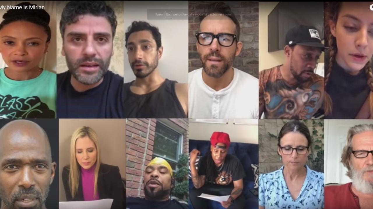 Usa: 30 attori per Mirian, separata al confine dal figlio di 2 anni