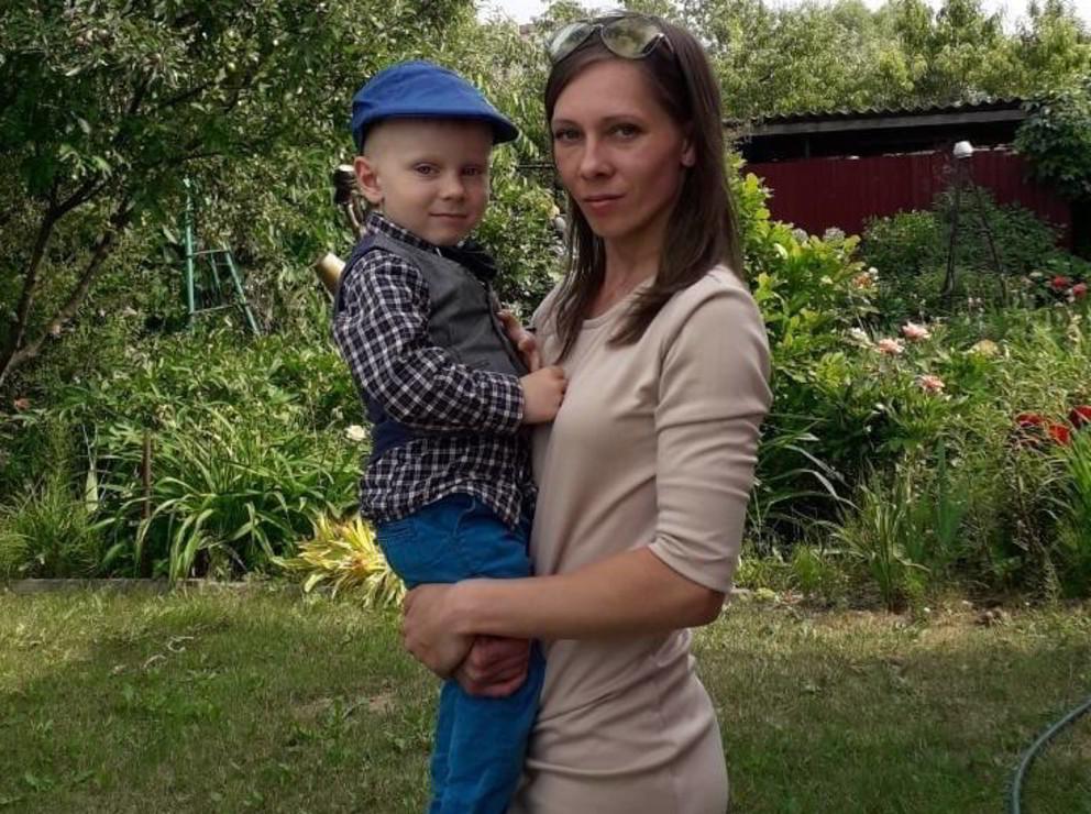 Chernobyl: il tumore di Vladik, 3 anni, è scomparso, grazie anche a voi!