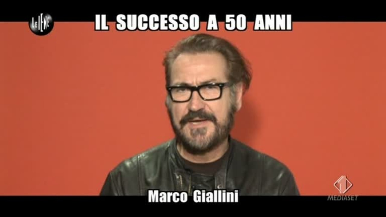 INTERVISTA: Marco Giallini
