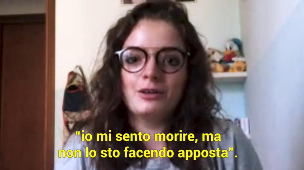 """Lisa: """"Io, vittima di bullismo a scuola per i miei attacchi di panico"""""""