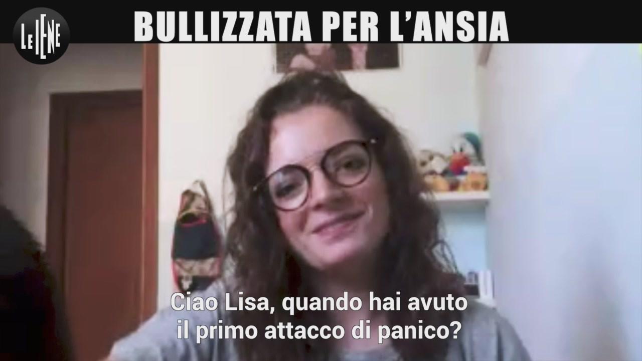 ansia attacchi panico storia storie Lisa Giacomel video