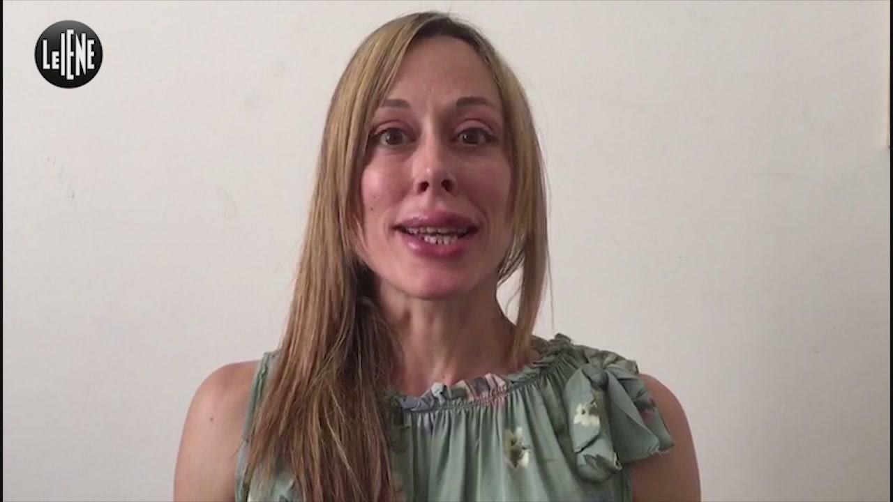 stalking migliaia messaggi minacce insulti percosse Ljuba Lombardi stalker grazie Le Iene