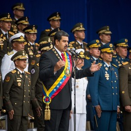 Venezuela Maduro attentato droni poverta inflazione reportage Iene Mariana Rodriguez