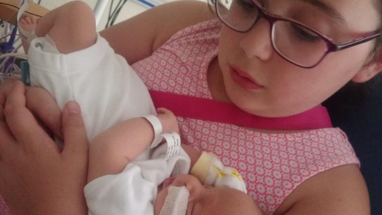 Malattie rare, un aiuto per la neonata Lidia: le foto